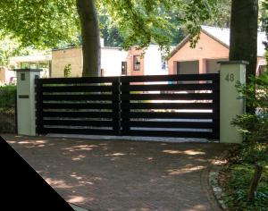 , opritpoort, toegangspoort, poort