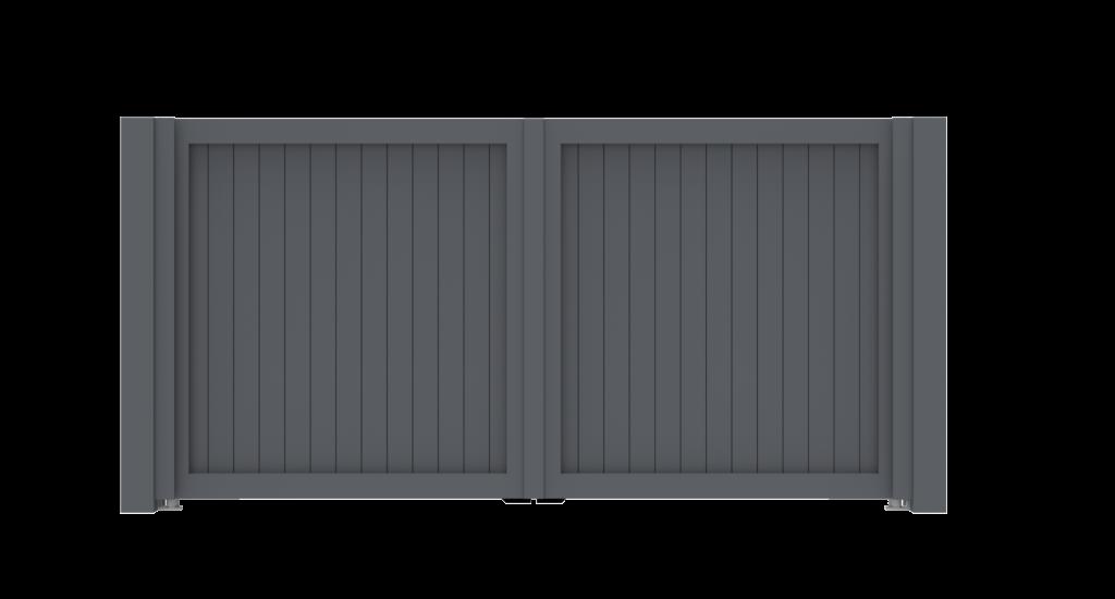 Model A vooraanzicht