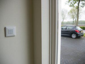 Wandzender bediening elektrische poort - De poortexpert