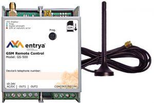 GSM Module - Elektrische bedieningsopties - De Poortexpert